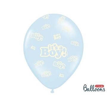 Obrázek Latexový balonek s potiskem it´s Boy!