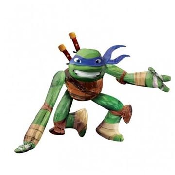 Obrázek Chodící balonek Želvy Ninja Leonardo 111 cm