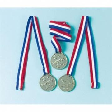 Obrázek Medaile pro vítěze 12ks