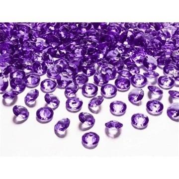 Obrázek Diamantové konfety švestkové