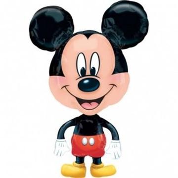 Obrázek Chodící balonek Mickey Mouse 53 x 76 cm