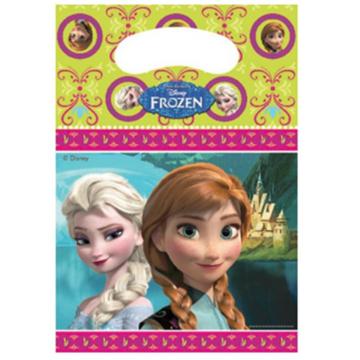 Obrázek Party tašky Frozen Ledové království 6 ks