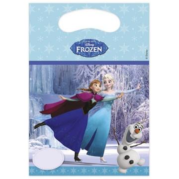 Obrázek Party tašky Frozen Ice Ledové království 6 ks