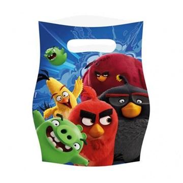 Obrázek Party tašky Angry Birds 8 ks