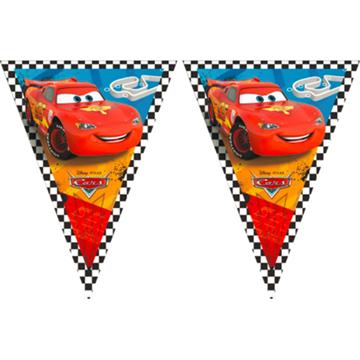 Obrázek Vlaječková girlanda Disney Cars RSN - 230 cm