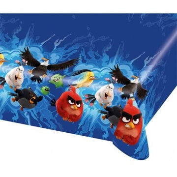 Obrázek Plastový party ubrus Angry Birds Movie 120 x 180 cm
