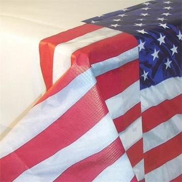 Obrázek Plastový party ubrus ve stylu USA