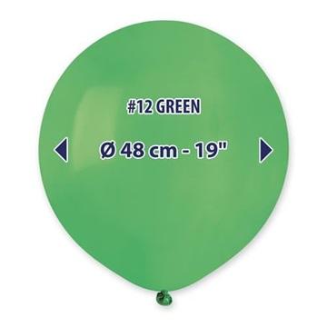 Obrázek Balonek zelený 48 cm