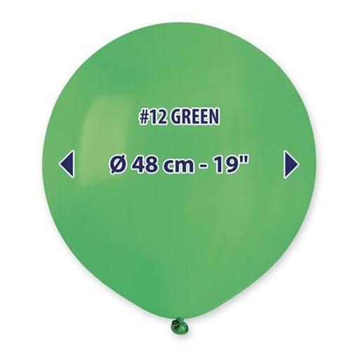 Obrázek z Balonek zelený 48 cm
