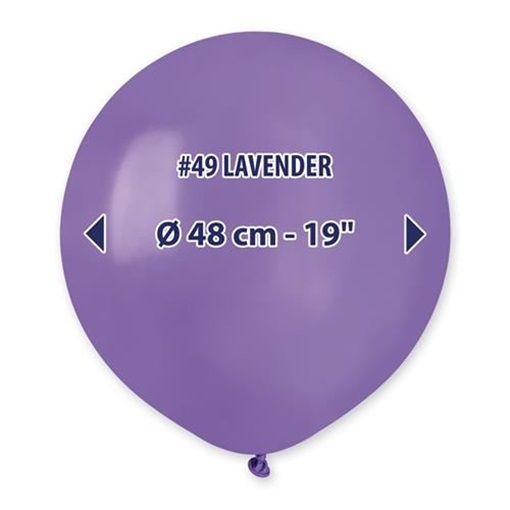Obrázek z Balonek fialový 48 cm