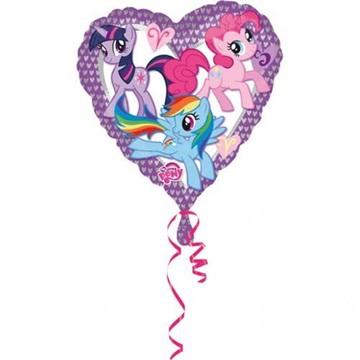 Obrázek Foliový balonek My little Pony 43 cm