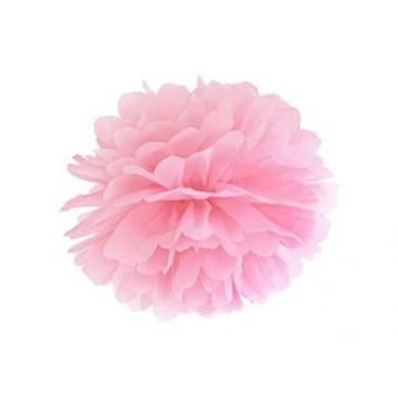 Obrázek Pom pom růžový - 35 cm