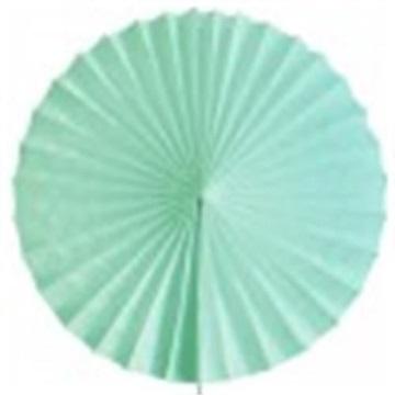 Obrázek Dekorační rozeta mint - 40 cm