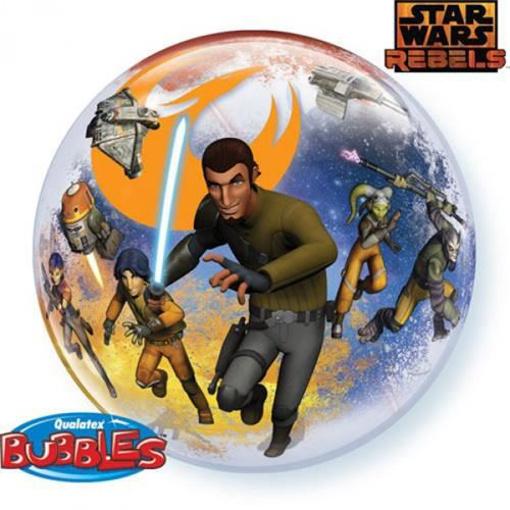 Obrázek z Foliová bublina Star Wars Rebels 56 cm