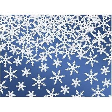 Obrázek Konfety bílé vločky - 7 g