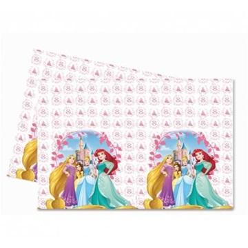Obrázek Plastový party ubrus Disney Princess 120 x 180 cm
