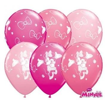 Obrázek Latexový balonek Minnie Mouse 30 cm