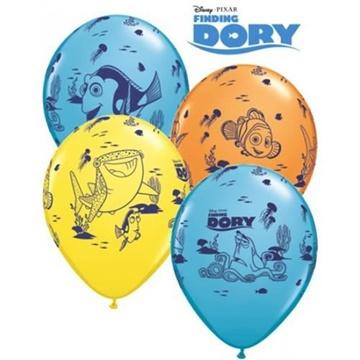 Obrázek Latexový balonek Hledá se Dory 30 cm
