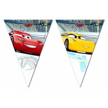 Obrázek Vlaječková girlanda Cars 3