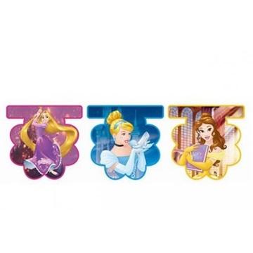 Obrázek Vlaječková girlanda Disney Princezny