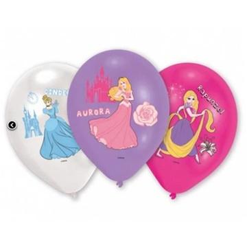 Obrázek Latexové balonky Disney Princess 6 ks