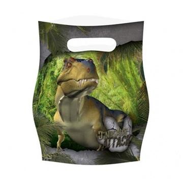 Obrázek Party tašky Dinosauři 8 ks