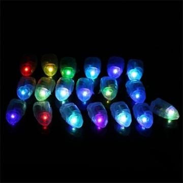 Obrázek Barevné LED světélko do balonku nebo lampionu