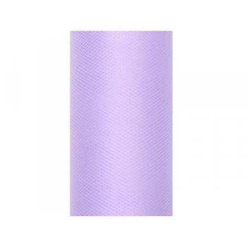 Obrázek Tyl dekorační světle fialový 30 cm x 9 m