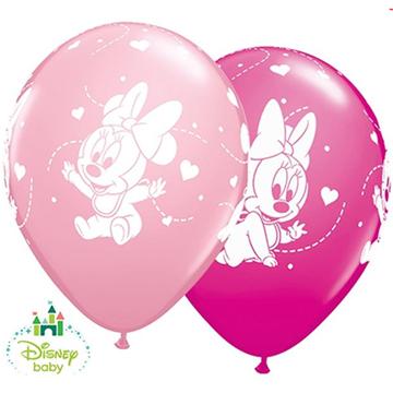 Obrázek Latexový balonek Baby Minnie 30 cm