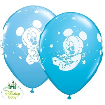 Obrázek Latexový balonek Baby Mickey 30 cm