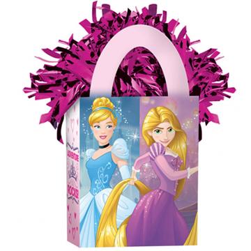 Obrázek Těžítko na balonky Princezny