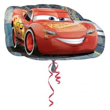 Obrázek Foliový balonek Blesk McQueen 76 x 43 cm