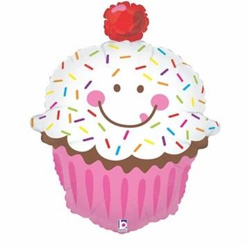 Obrázek Foliový balonek cupcake 85 cm