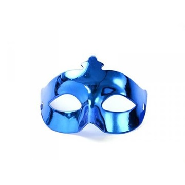 Obrázek Modrá škraboška