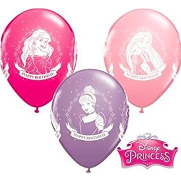Obrázek Latexový balonek Princess Disney 30 cm