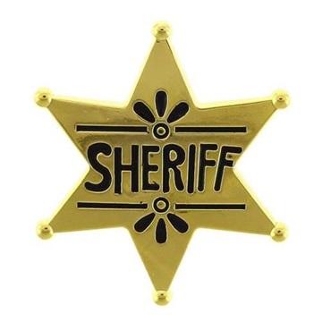 Obrázek Odznak Sheriff