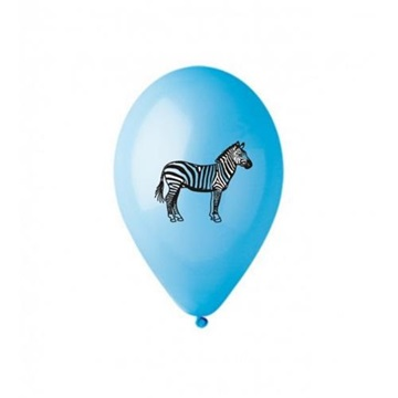 Obrázek Balonek s potiskem Safari