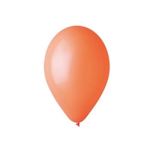 Obrázek z Balonky 26 cm - oranžové 100 ks