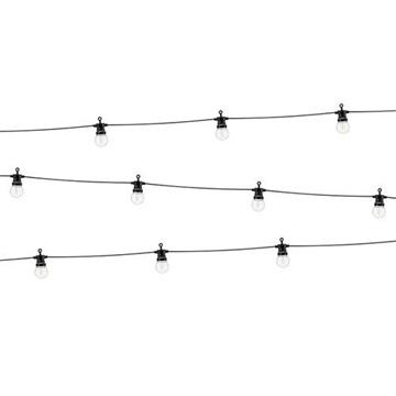 Obrázek Světelný řetěz s LED žárovkami 8m