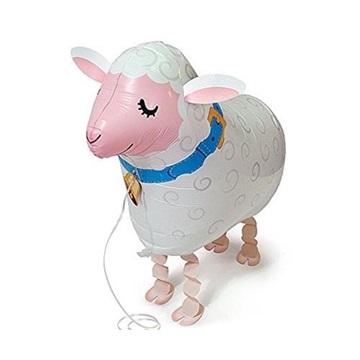Obrázek Chodící balonek Ovečka