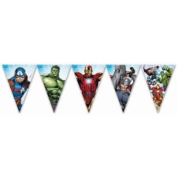 Obrázek Vlaječková girlanda Mighty Avengers