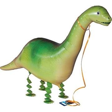 Obrázek Chodící balonek Brontosaurus