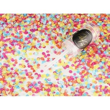 Obrázek Konfety Push pop - barevný mix