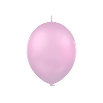 Obrázek Spojovací balonek pastelový růžový 30 cm