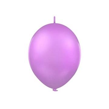 Obrázek Spojovací balonek pastelový fialový 30 cm