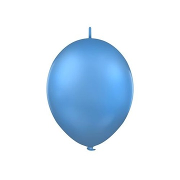 Obrázek Spojovací balonek pastelový modrý 30 cm