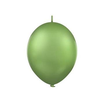 Obrázek Spojovací balonek pastelový zelený 30 cm