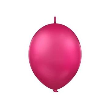 Obrázek Spojovací balonek pastelový fuchsia 30 cm