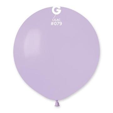 Obrázek Balonek lilac 48 cm