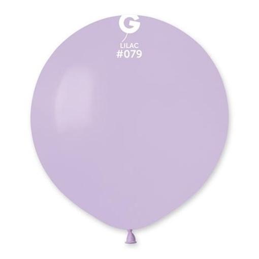 Obrázek z Balonek lilac 48 cm